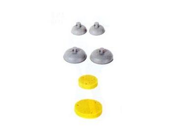 Electrodes sous vide 60 mm la paire