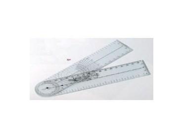 Goniometre plastique