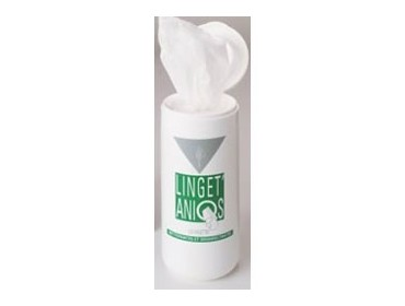 Lingette désinfectante