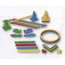 Rotule pour baton PVC lot de 12
