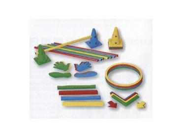 articulation pour baton PVC lot de 10