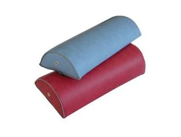 Coussin demi cylindrique  9cm